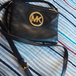 Mk small cross body bag